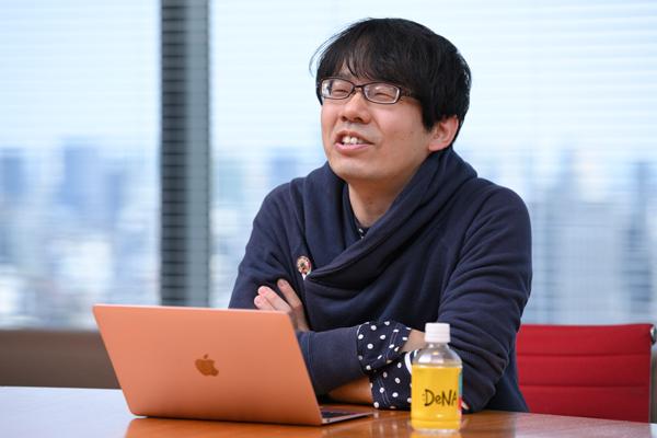 株式会社ディー・エヌ・エー 今西 陽介氏
