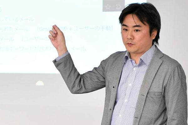 Benchmark Japan カントリーマネージャー 神田真幸氏