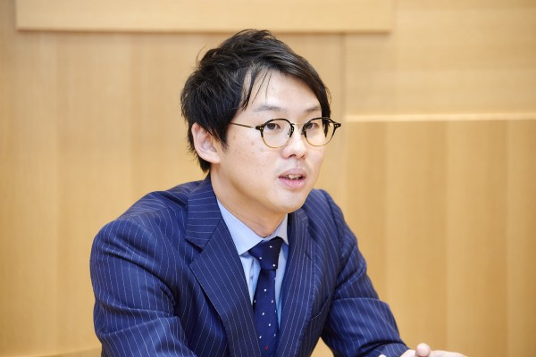 株式会社フィッツコーポレーション マーケティング部 執行役員 桜井孝氏