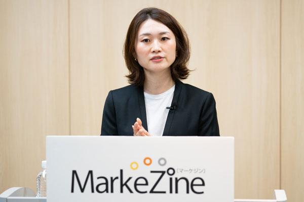 SATORI マーケティンググループ長 豊川瑠子氏