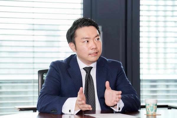 アドバンテッジパートナーズ ディレクター 安永記士氏