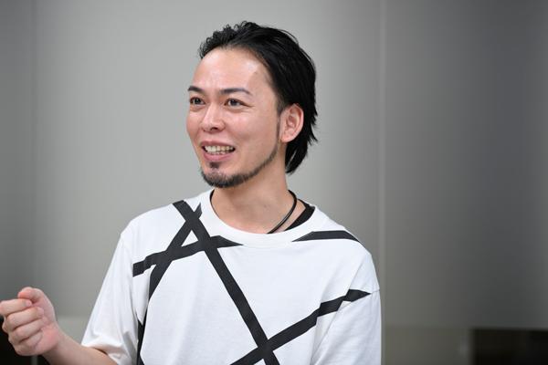 ナイル株式会社 モビリティサービス事業部 オンライン広告責任者 酒井 順一さん