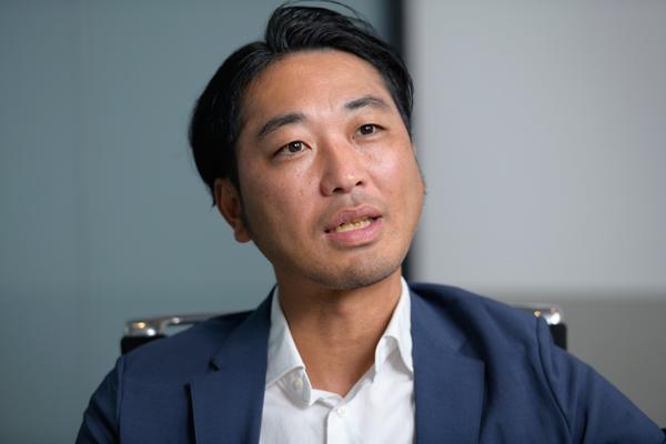チーターデジタル ジャパン 日本法人社長 兼 最高執行責任者 白井崇顕氏