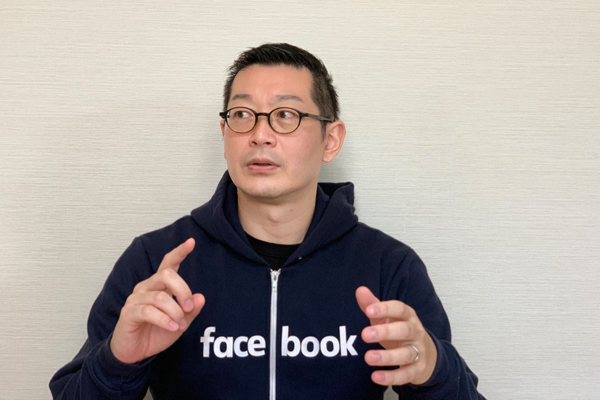 Facebook Japan クリエイティブ エージェンシー パートナー 服部タカユキ氏