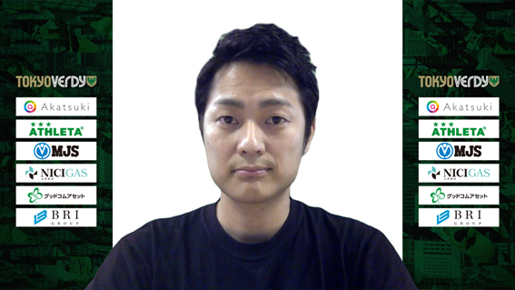 東京ヴェルディ クリエイティブセンター ブランディング担当 アマダナスポーツエンタテインメント 取締役 伏見大祐氏
