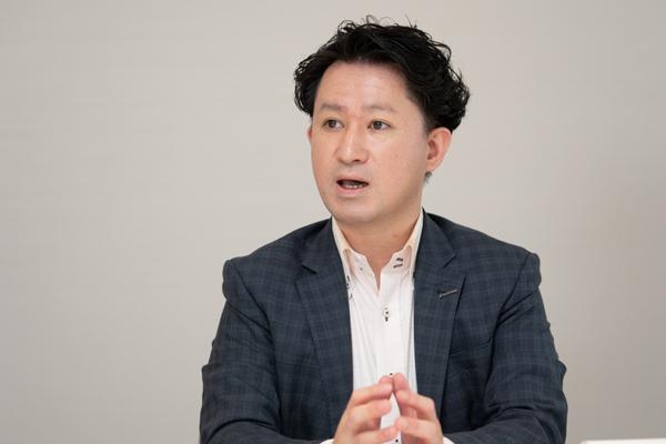 資生堂ジャパン株式会社 EC事業部 接点開発グループ グループマネージャー浜野隆行氏