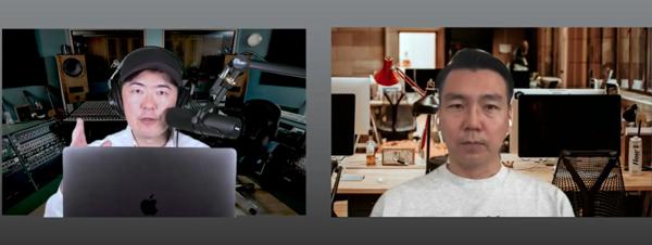 (左)チーターデジタル ジャパン 副社長 兼 最高マーケティング責任者 加藤希尊氏(右)パル 執行役員 WEB事業推進室 室長 堀田覚氏