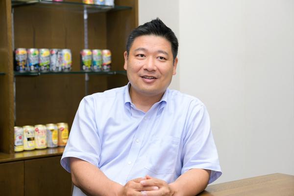 サントリーコミュニケーションズ デジタルマーケティング本部 部長 二ノ宮治之氏