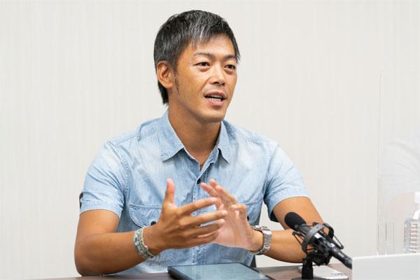 Well Direction, Inc. CEO 向井俊介氏