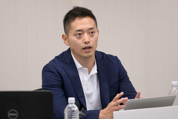 LEAPT 代表取締役社長 戸栗 頌平氏