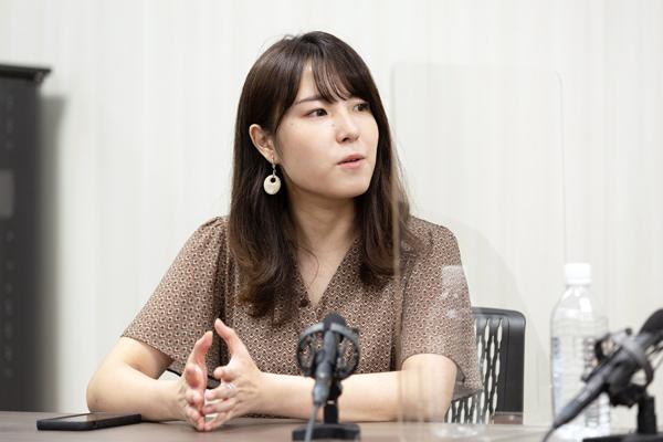 CyberNow 新R25 広告コンテンツ責任者 宮内麻希氏