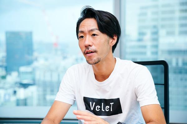 アルファアーキテクト株式会社 Video Consulting Div. Planning Unit 取締役 伊藤展人氏