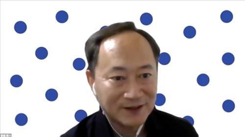 アサヒ飲料株式会社 マーケティング本部 宣伝部副部長 菅根秀一氏