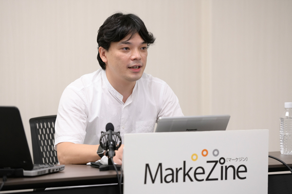 日本ピザハット株式会社 マーケティング部 デジタルマーケティング課 課長 薮内 浩平氏