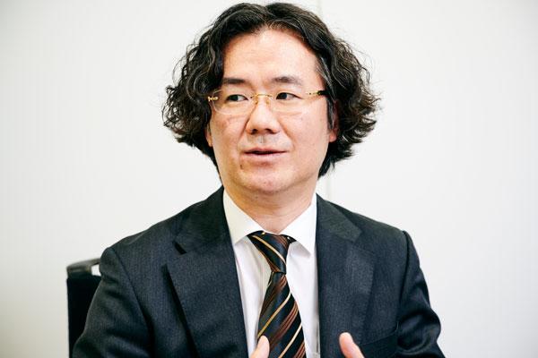 株式会社シャノン 代表取締役社長 中村 健一郎氏
