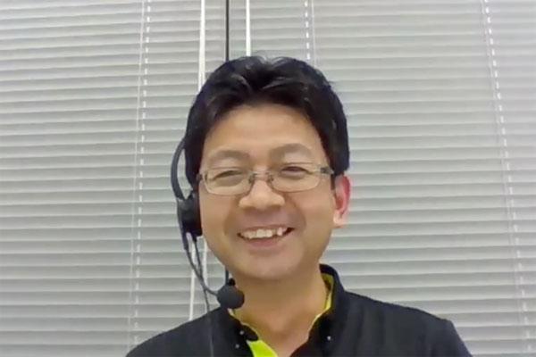 ワークマン 営業企画部 兼 広報部 部長 林知幸氏