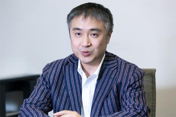 株式会社アベデザイン 代表取締役 安部英人氏