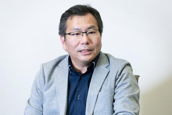 株式会社フォレストバーウッド 代表取締役 林研志氏