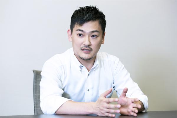株式会社Sigfoss 執行役員COO 三井篤氏