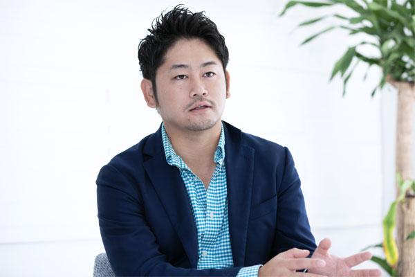 株式会社フォースリー 事業推進室 室長 有國 成晃氏