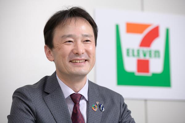 株式会社セブン‐イレブン・ジャパン 商品本部 販売促進部 統括マネジャー 福島 一晃氏