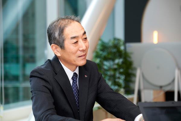 トッパン・フォームズ株式会社 常務取締役 企画販促統括本部長 添田 秀樹氏