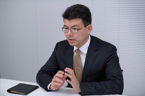 日本郵便株式会社 郵便・物流営業部 部長 堀口浩司氏