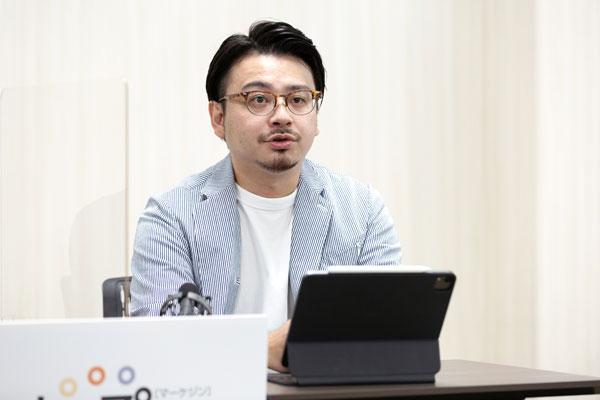 株式会社スマートドライブ 先進技術・事業開発部 ディレクター 石野 真吾氏