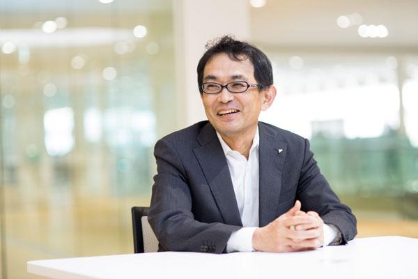 ダイキン工業 テクノロジー・イノベーションセンター 管理グループ 担当課長 下津直武氏