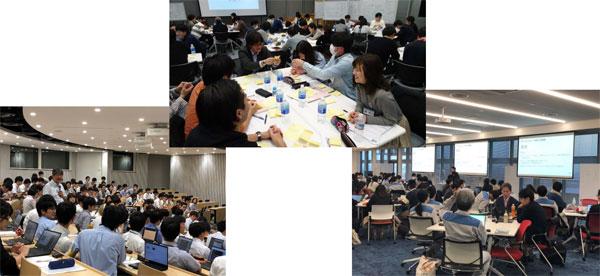 ダイキン情報技術大学による講義の様子(2019年)