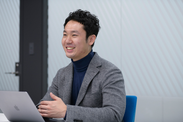アンカー・ジャパン株式会社 取締役COO 事業戦略本部 統括 猿渡 歩氏