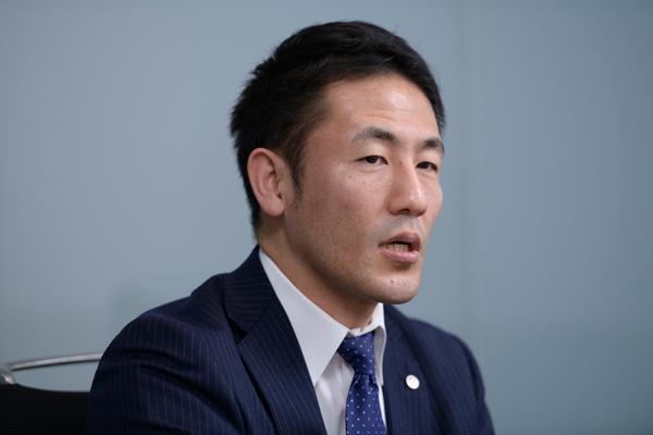 株式会社アイランド・ブレイン 代表取締役社長 鈴木徹氏