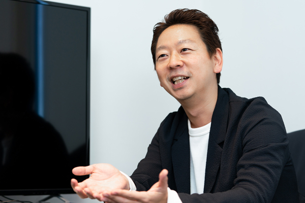 株式会社ラクス FOクラウド事業本部 MC事業部 事業部長 安藤 健作氏