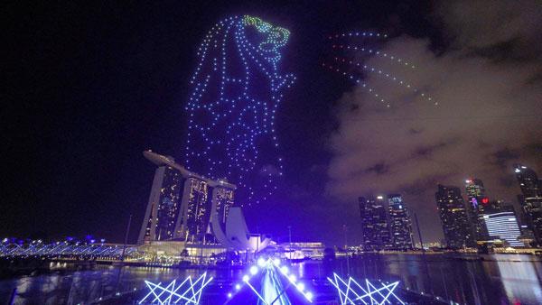 クリエイティブ事例 シンガポール「STAR ISLAND」