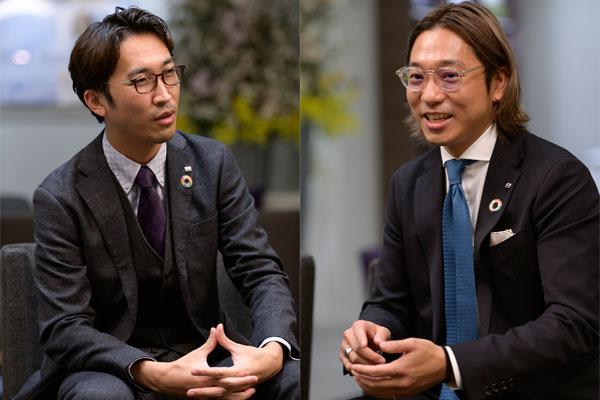ミルボン 経営戦略部 ブランド戦略グループ 統括マネージャー 竹渕祥平氏