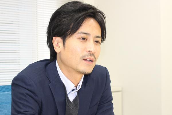 ユミルリンク セールス本部 ゼネラルマネージャー 桑谷 健司氏