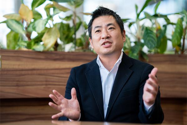株式会社UltraImpression 代表取締役社長 棚田 壽典氏