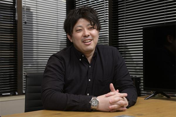 株式会社トライハッチ代表取締役社長 武藤 尭行氏
