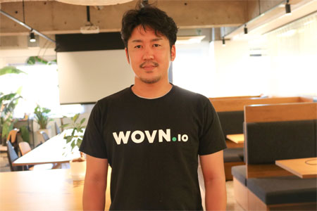 Wovn Technologies株式会社 Marketing Department Product Marketing Manager 小林弘佑氏