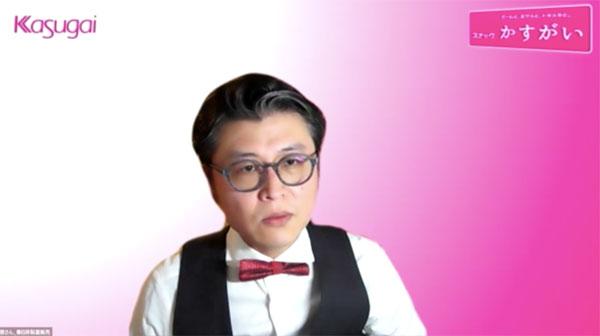 春日井製菓販売株式会社 マーケティング部 部長 原 智彦氏