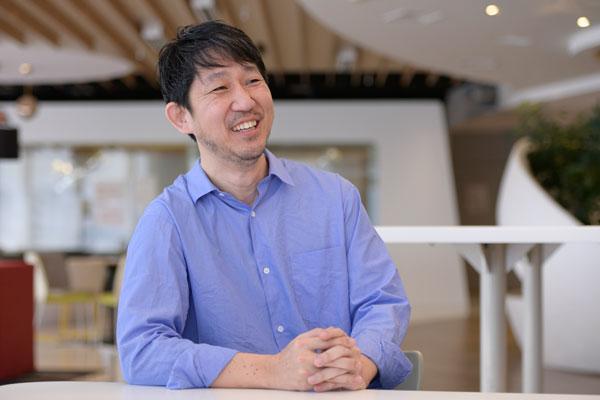 電通デジタル データ/テクノロジーソリューション部門 部門長 越久村 克士(おくむら・ かつし)氏