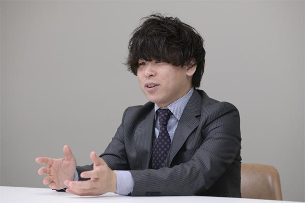 株式会社サイバーエース 東信之介氏