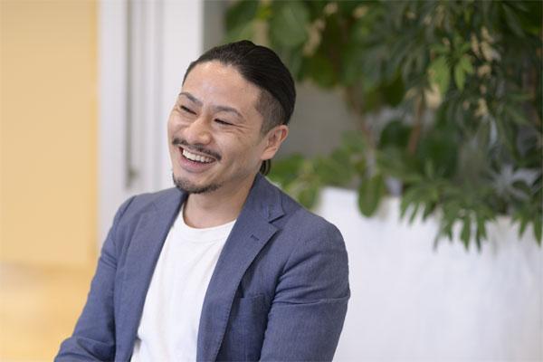 株式会社Barriz 代表取締役社長 徳永潤一氏