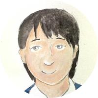 藤居史帆さん(3年)