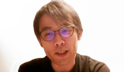 JINS コミュニケーション本部 エグゼクティブプロフェッショナル 澤田和寿氏