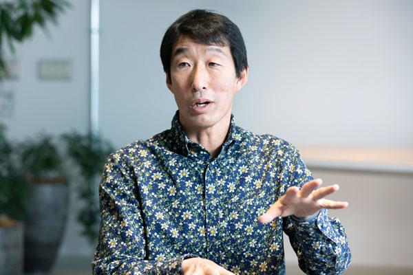 博報堂DYメディアパートナーズ メディア環境研究所 上級研究員 勝野正博氏