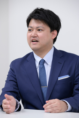 株式会社openpage代表取締役 藤島誓也氏