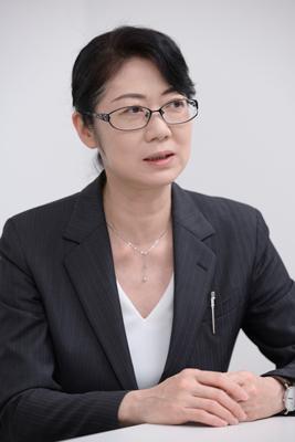 株式会社Nexal代表取締役、株式会社openpageエグゼクティブ・パートナー上島千鶴氏
