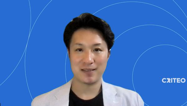 CRITEO株式会社 Chief Industry Strategist 中村 祐介氏