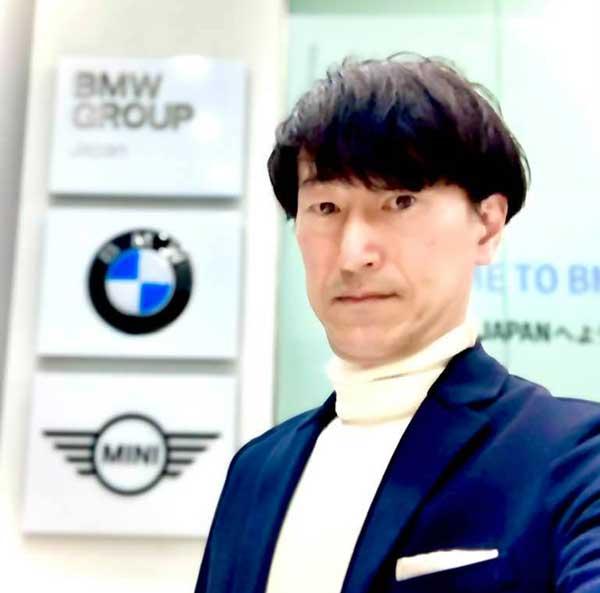 ビー・エム・ダブリュー株式会社 ブランドマネジメント 本部長 遠藤克之輔氏